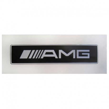 زیر پلاک AMG