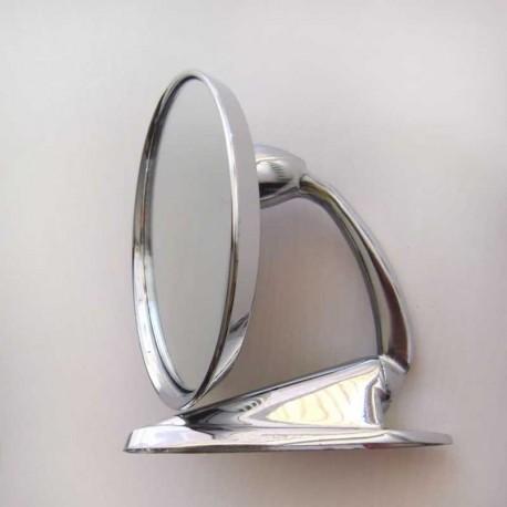 آینه بغل استیل پیکان گرد