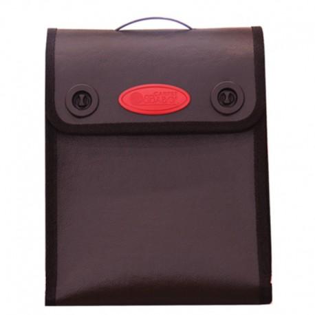 کیف ابزار چرمی متوسط