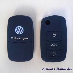 کاور کلید ژله ای Volkswagen (3 دکمه)
