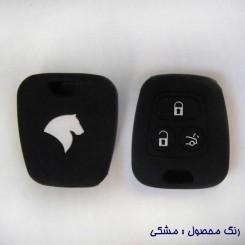 کاور کلید ژله ای سمند 3 دکمه
