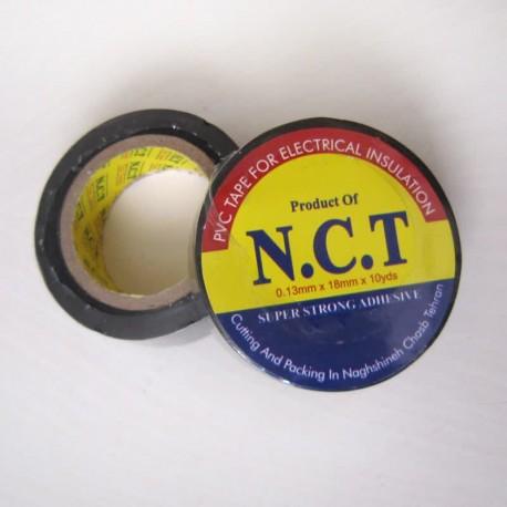 چسب برق مشکی N.C.T