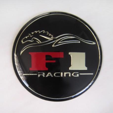 آرم فلزی نرم F1