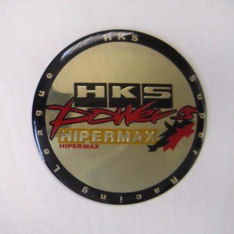 آرم فلزی نرم HKS POWER