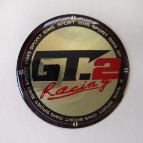 آرم فلزی نرم GT 2
