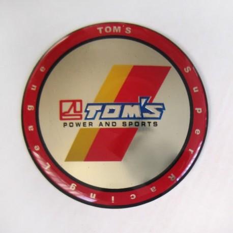 آرم فلزی نرم TOM'S