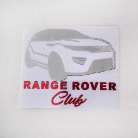 آرم RANGE ROVER
