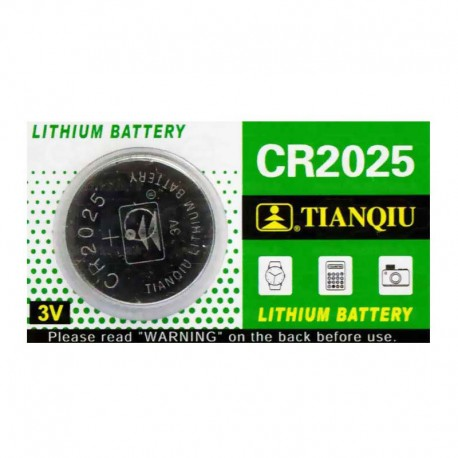 باطری ریموت دزدگیر سکه ای 2025