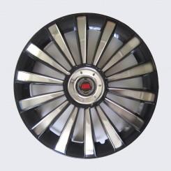 قالپاق طرح استیل تاجیک سایز 13