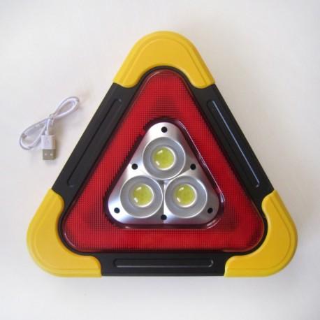 چراغ اضطراری چند کاره مدل HB-7709