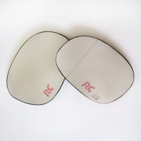شیشه آینه بغل طرح RC پژو 206