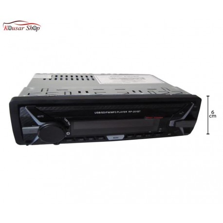 رادیو پخش سناتور مدل ST-7201X
