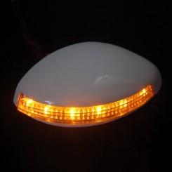 قاب آینه راهنما دار (چراغدار) پژو 206