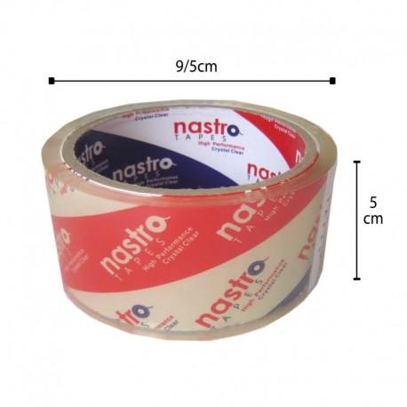 چسب 5 سانتی شفاف Nastro