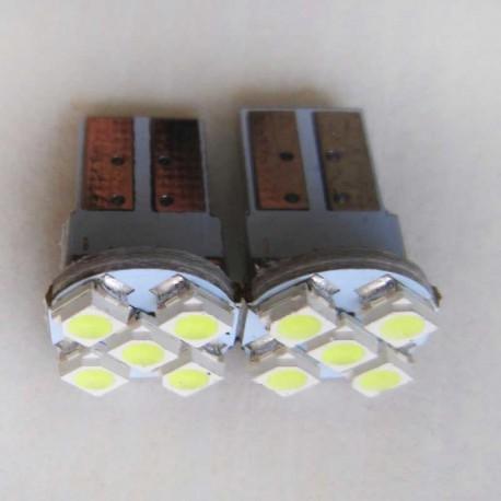 لامپ اس ام دی 5 تایی نور آبی