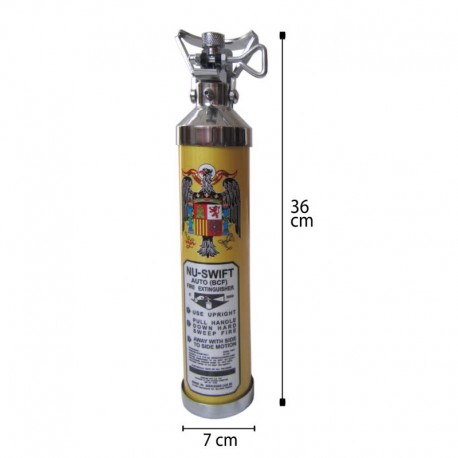 کپسول آتش نشانی اسپرت