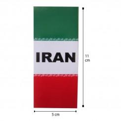 برچسب پلاک پرچم Iran