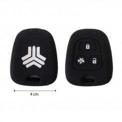 کاور ژله ای کلید 3 دکمه سایپا