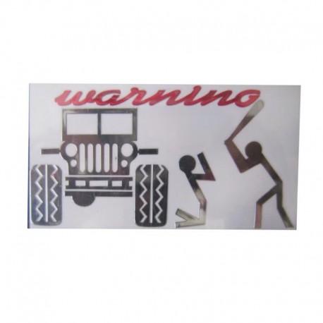 آرم Warnino