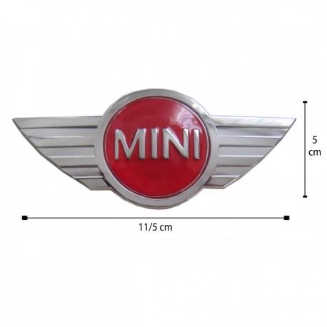 آرم فلزی برجسته MINI