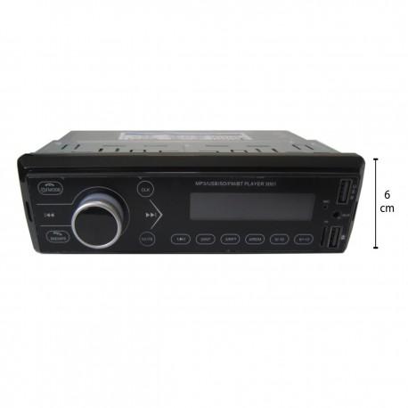 رادیو پخش GULF MILANO مدل GM3002