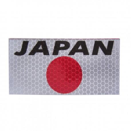 برچسب پرچم ژاپن