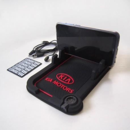 جا موبایلی شارژر دار جدید مدل KIA