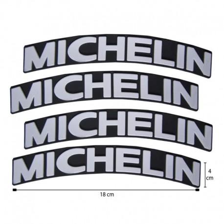آرم روی لاستیک MICHELIN