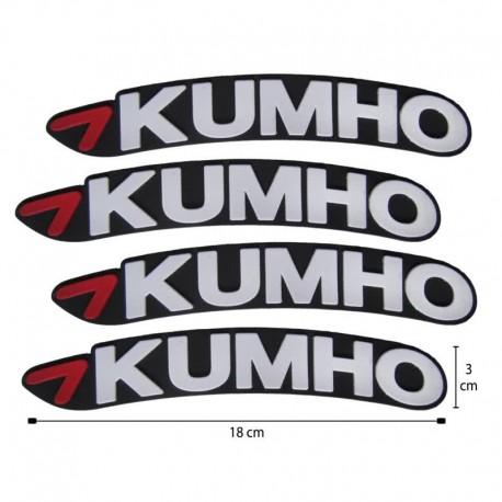 آرم روی لاستیک KUMHO