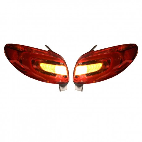 چراغ عقب (خطر) اسپرت 207 صندوقدار مدل 207