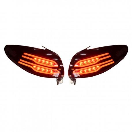 چراغ عقب (خطر) اسپرت 207 صندوقدار مدلS500