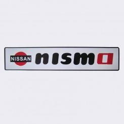 پلاک اسپرت اروپایی NISMA