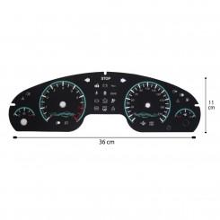 صفحه کیلومتر لنزو پژو 405 جدید مدل مورانو 01