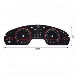 صفحه کیلومتر لنزو پژو 405 جدید مدل مورانو 02