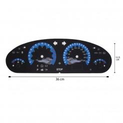 صفحه کیلومتر لنزو سمند مدل GTR02