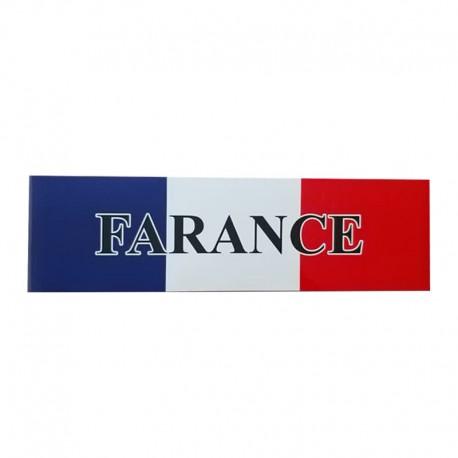 برچسب رکاب طرح فرانسه