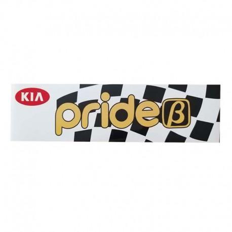 برچسب رکاب طرح Pride