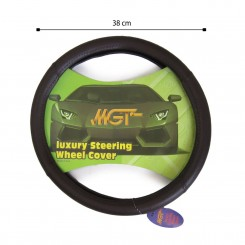 روکش فرمان MGT حلقه ای قهوه ای تیره کد 1034