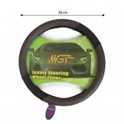 روکش فرمان MGT حلقه ای قهوه ای کد 1032