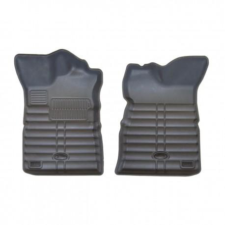 کفپوش سه بعدی مزدا وانت تک کابین کارا جدید (تیپ 3) رنگ طوسی