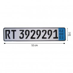 پلاک ترانزیت 1021