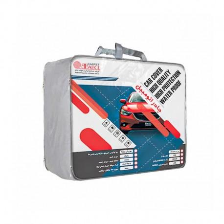 چادر خودرو ضد آب پرادو 4 درب (سایز LC3)