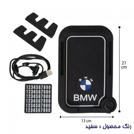 جا موبایلی شارژر دار جدید مدل BMW