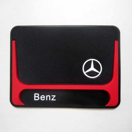 پد نگهدارنده ژله ای موبایل آرم دار BENZ