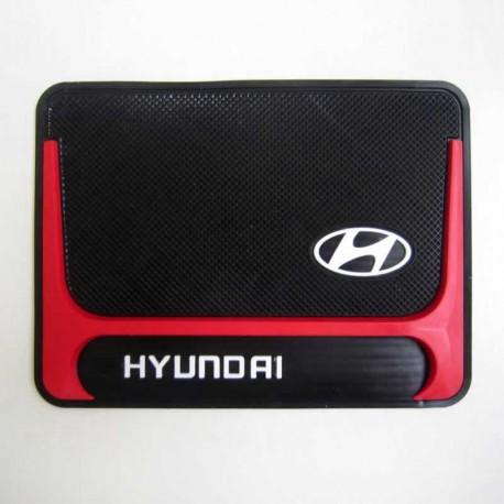 پد نگهدارنده ژله ای موبایل آرم دار Hyundai