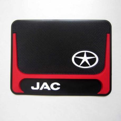 پد نگهدارنده ژله ای موبایل آرم دار Jac