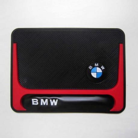 پد نگهدارنده ژله ای موبایل آرم دار BMW