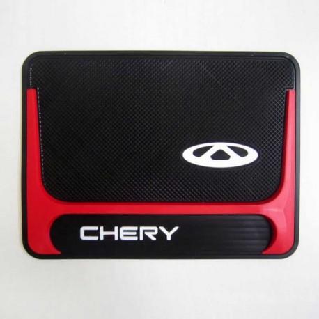 پد نگهدارنده ژله ای موبایل آرم دار Chery