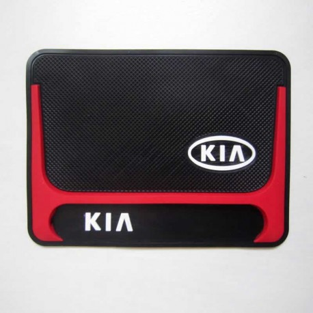 پد نگهدارنده ژله ای موبایل آرم دار KIA