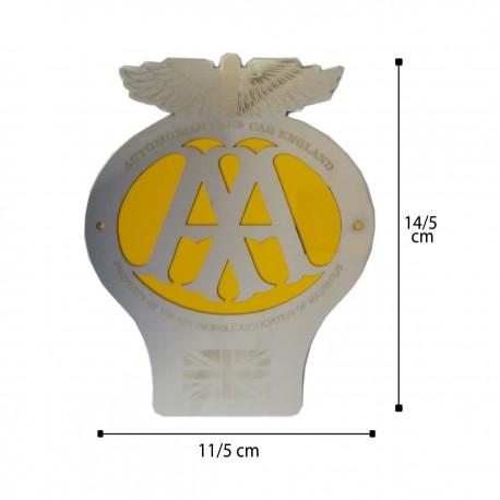 آرم جلو پنجره AA کد 1114 زرد